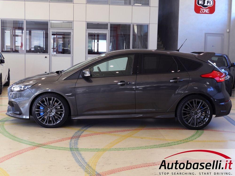 FORD FOCUS RS Autobaselli.it Ford focus, Grigio