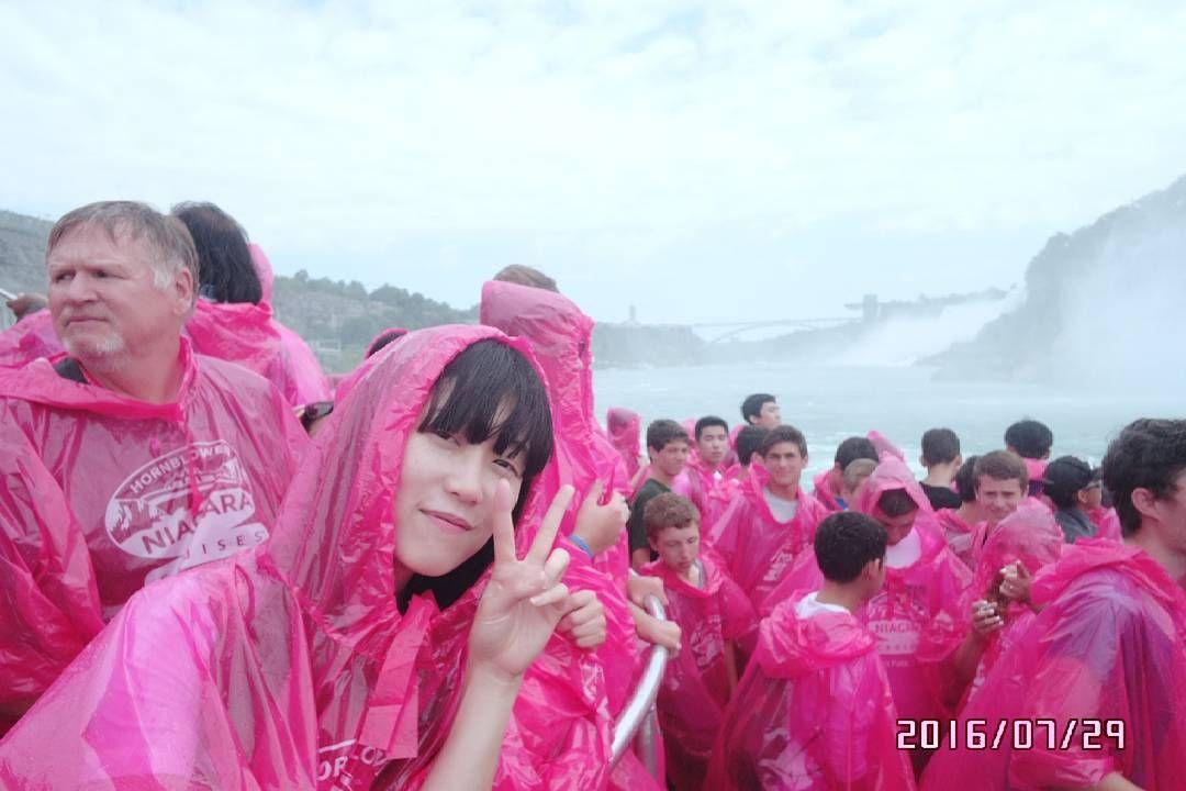 Instagram의 Hyeonju/Jessica님: #여행 #travel #토론토 #온타리오 #캐나다 #toronto #ontario #canada #나이아가라 #폭포 #niagara #falls #niagarafalls #여행스타그램 #travelgram #selstagram #selfie #셀스타그램