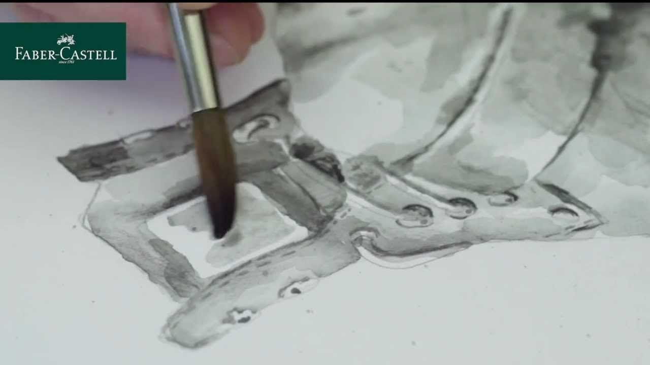Faber Castell Graphite Aquarelle Faber Castell Lapiz De Grafito