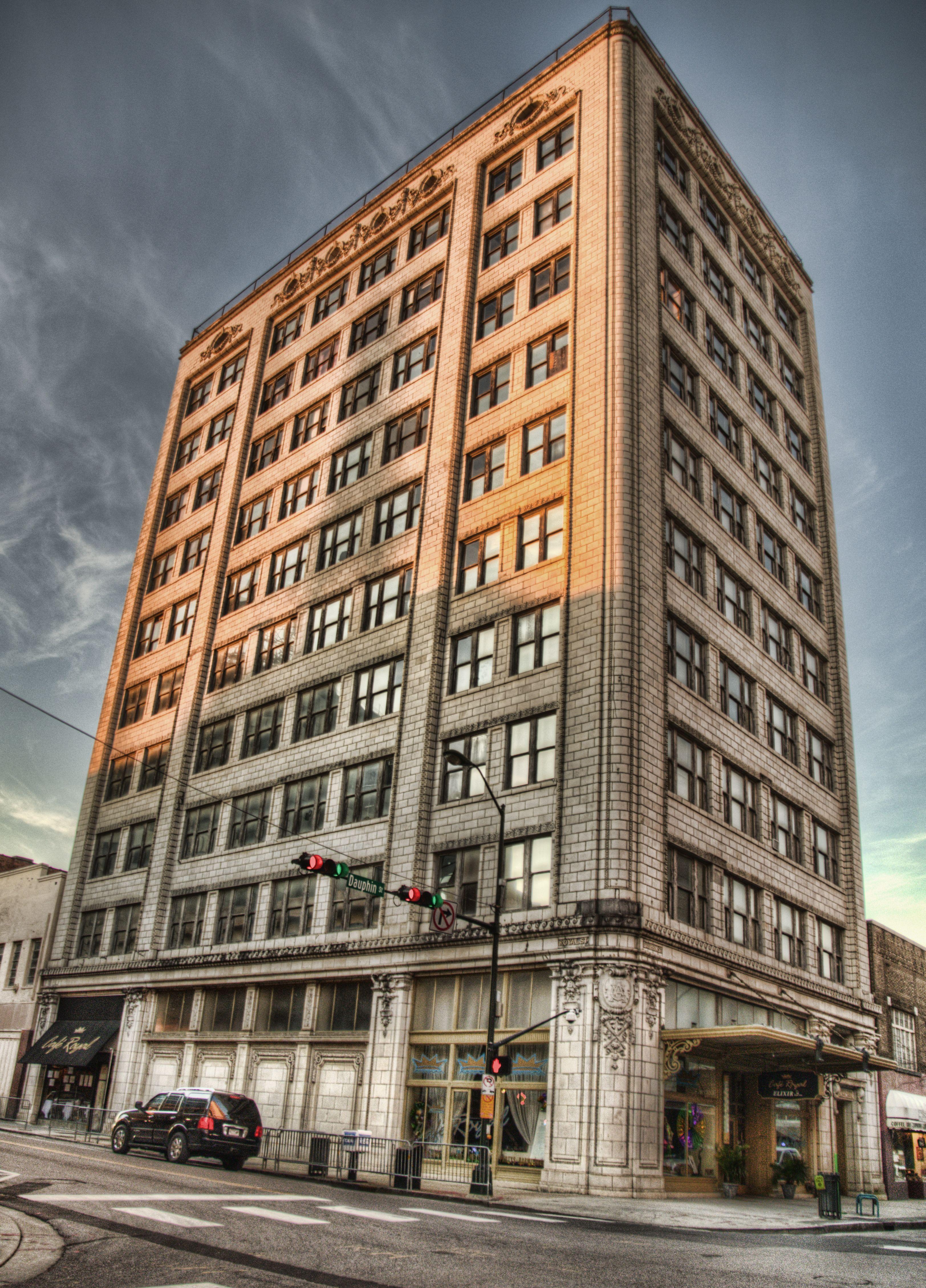 Van Antwerp building, Mobile, AL  Old Mobile by Kevin Lazarus | My