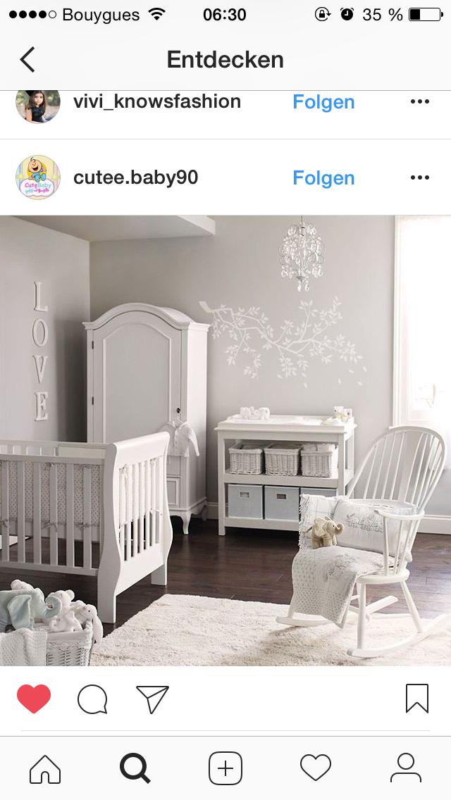 Pin de Mila Zanchetta en Quarto de bebê | Pinterest