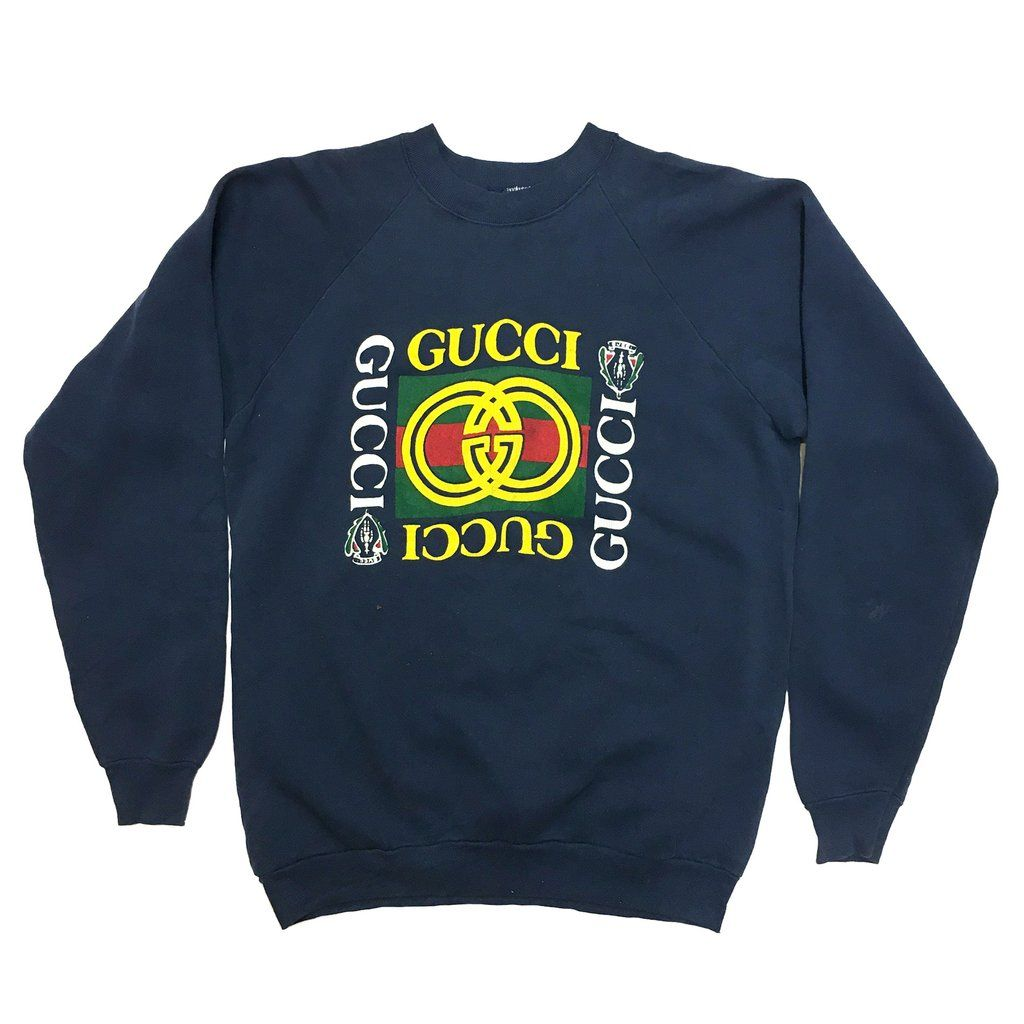 be04ccbb8 Vintage bootleg gucci sweatshirt | Clothïng | Gucci sweatshirt ...