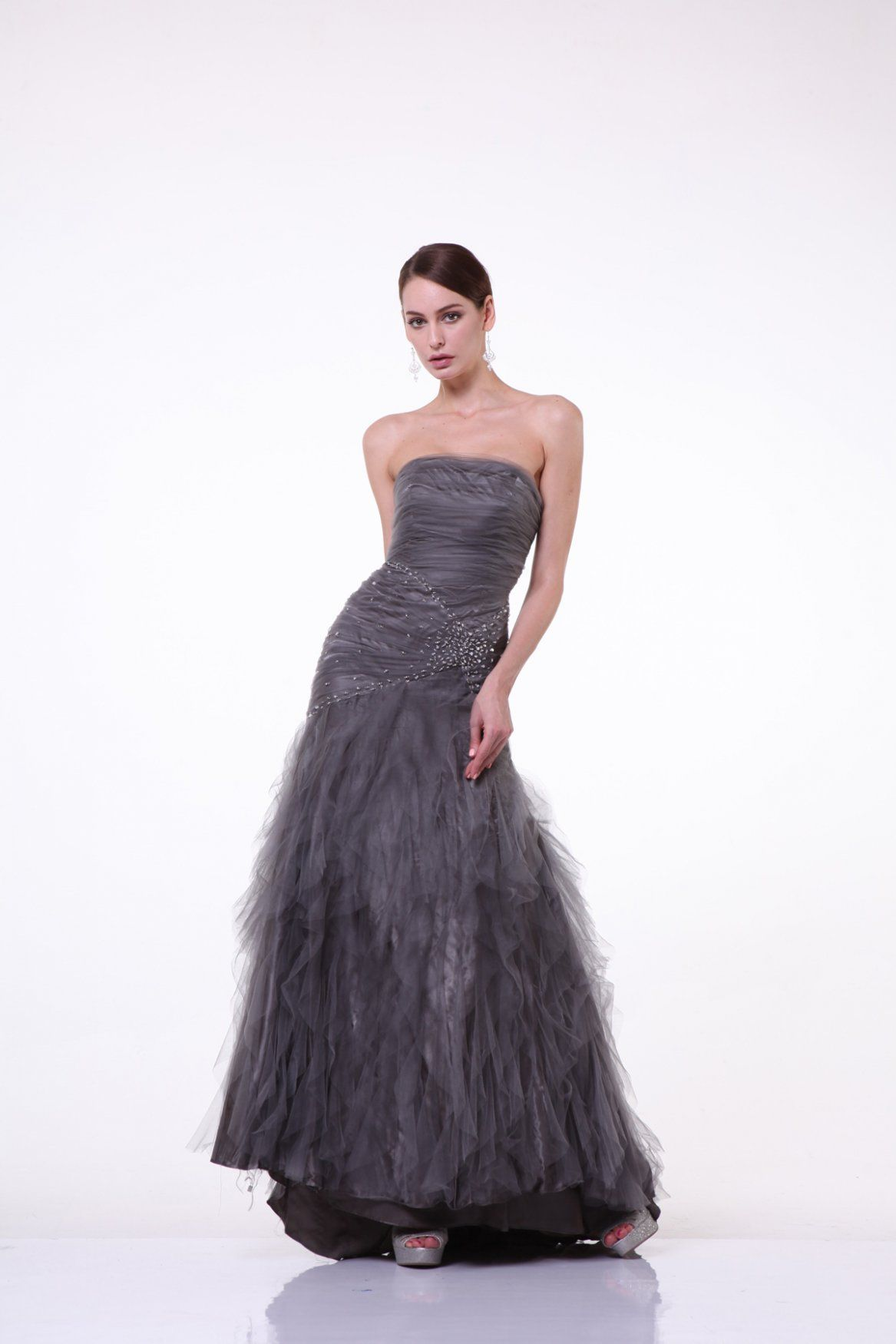 Like a queen youull feel powerful in this amazing dress from