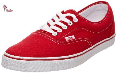 Eu Vans Lpe Sneakers Rouge Basses 9 Mixte Uk 43 Adulte red 66rq8pwZx