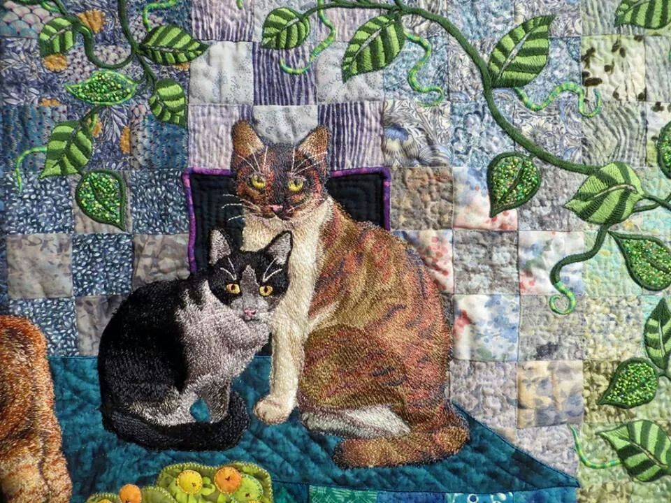 Nine Lives Animal Shelter by Ann Horton