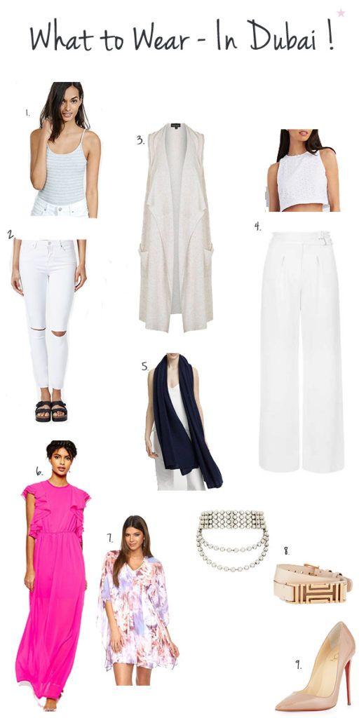 Kaj obleči v Dubaju Missbassmaster Dubai Women-4073