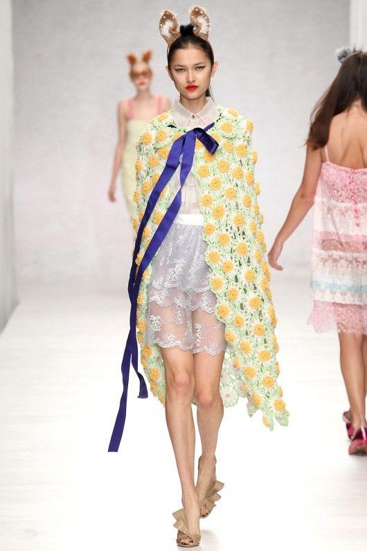 Fashion East Lente/Zomer 2014 (9)  - Shows - Fashion