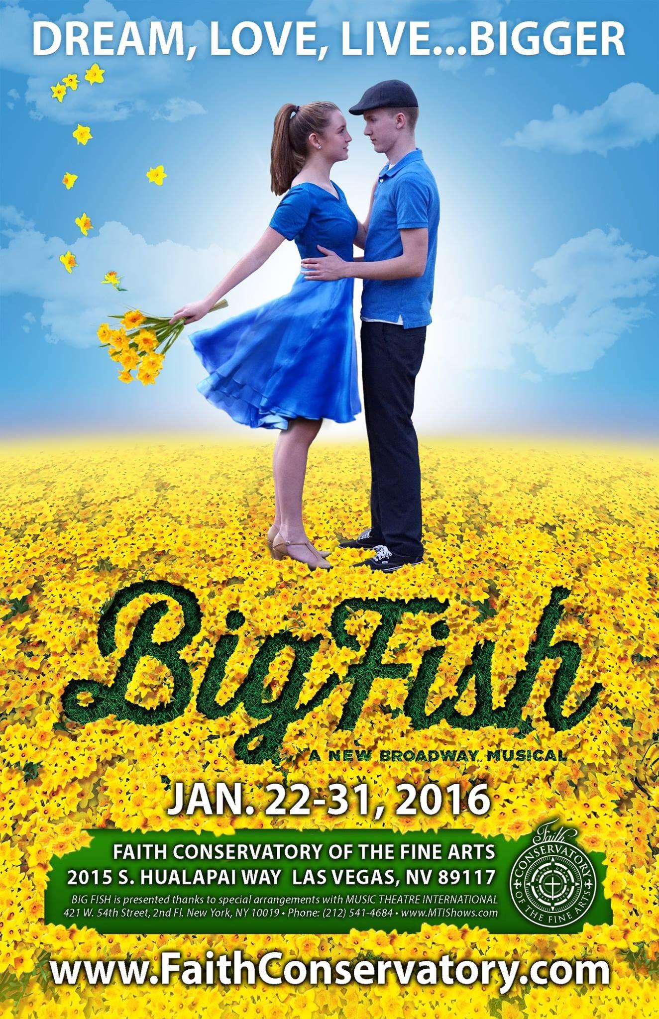 Dating Big Fish