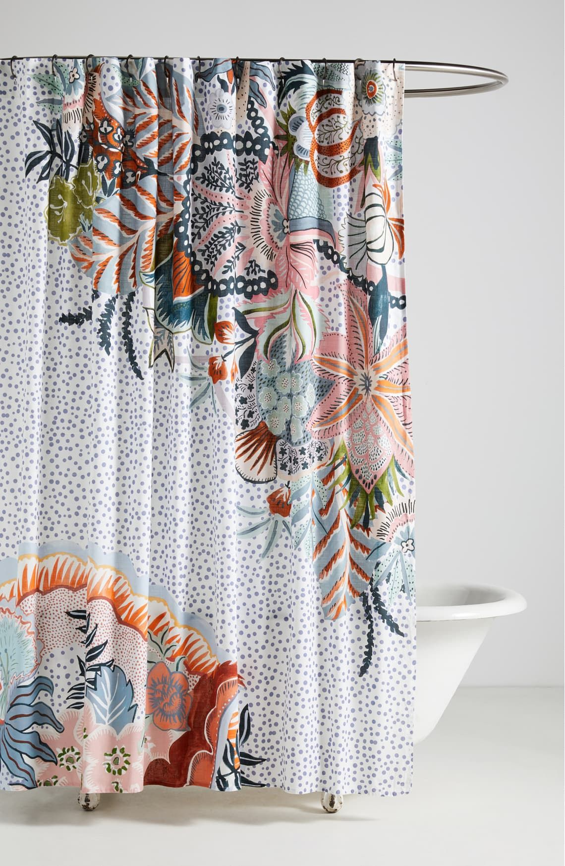 Anthropologie Inka Shower Curtain Nordstrom Colorful Shower