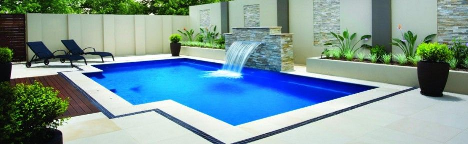 Luxury Modern Minimalist Small Fountain Design | Small Pools