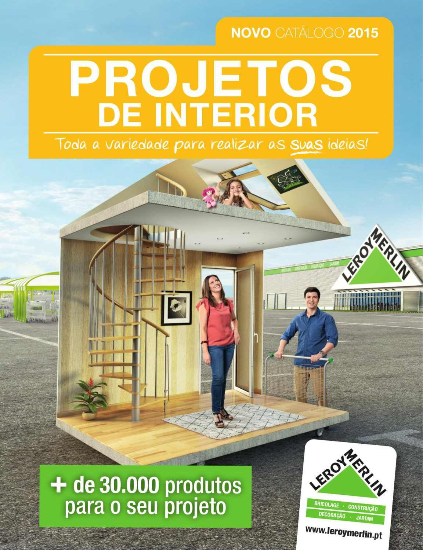 Catálogo de Projetos de interior! 26 de Junho a 26 de Agosto