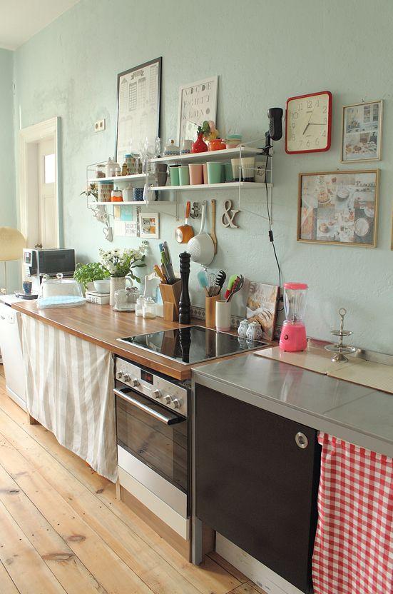 Kuchenzeile Solebich De Wohnung Kuche Haus Kuchen Kuche Esszimmer