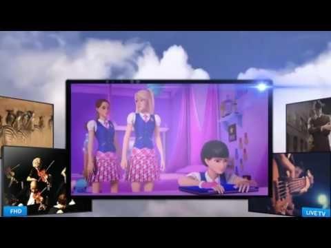 barbie und die prinzessinnen akademie ganzer film deutsch