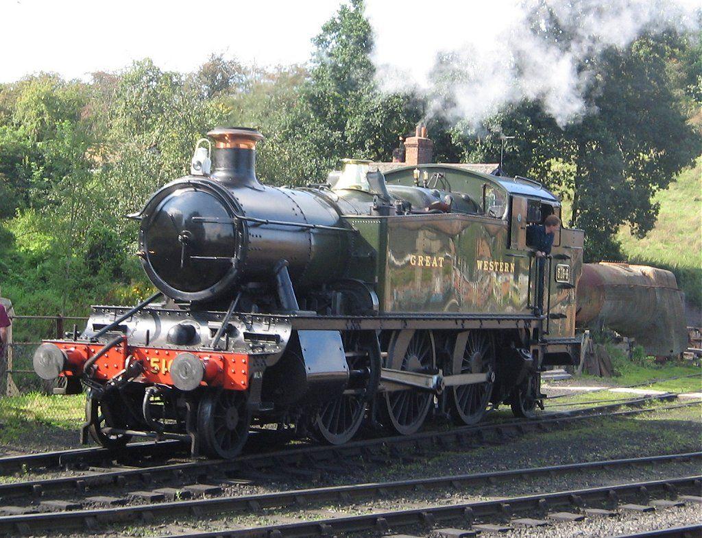 gwr 4566 prairie tank english trains pinterest locomotive