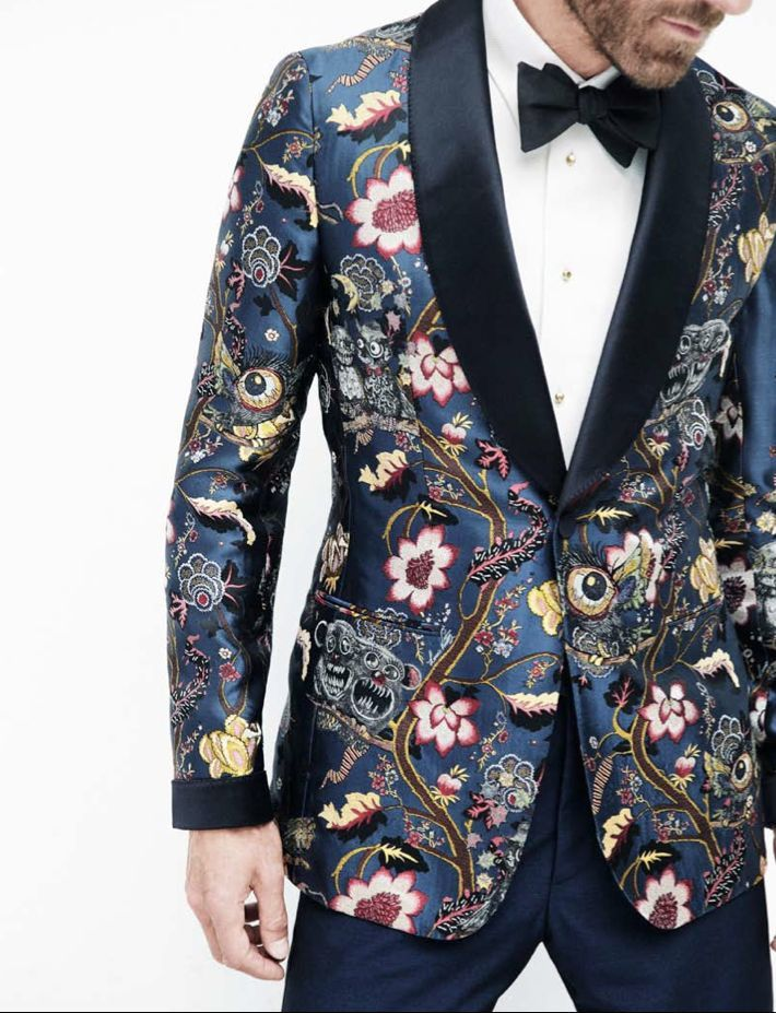 louis vuitton floral tuxedo - Google Search | tux | Pinterest ...