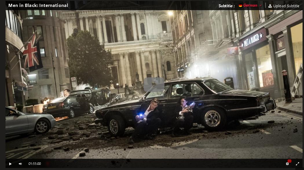 Hd Men In Black International 2019 Ganzer Film Deutsch In 2020 Tessa Thompson Liam Neeson Men In Black