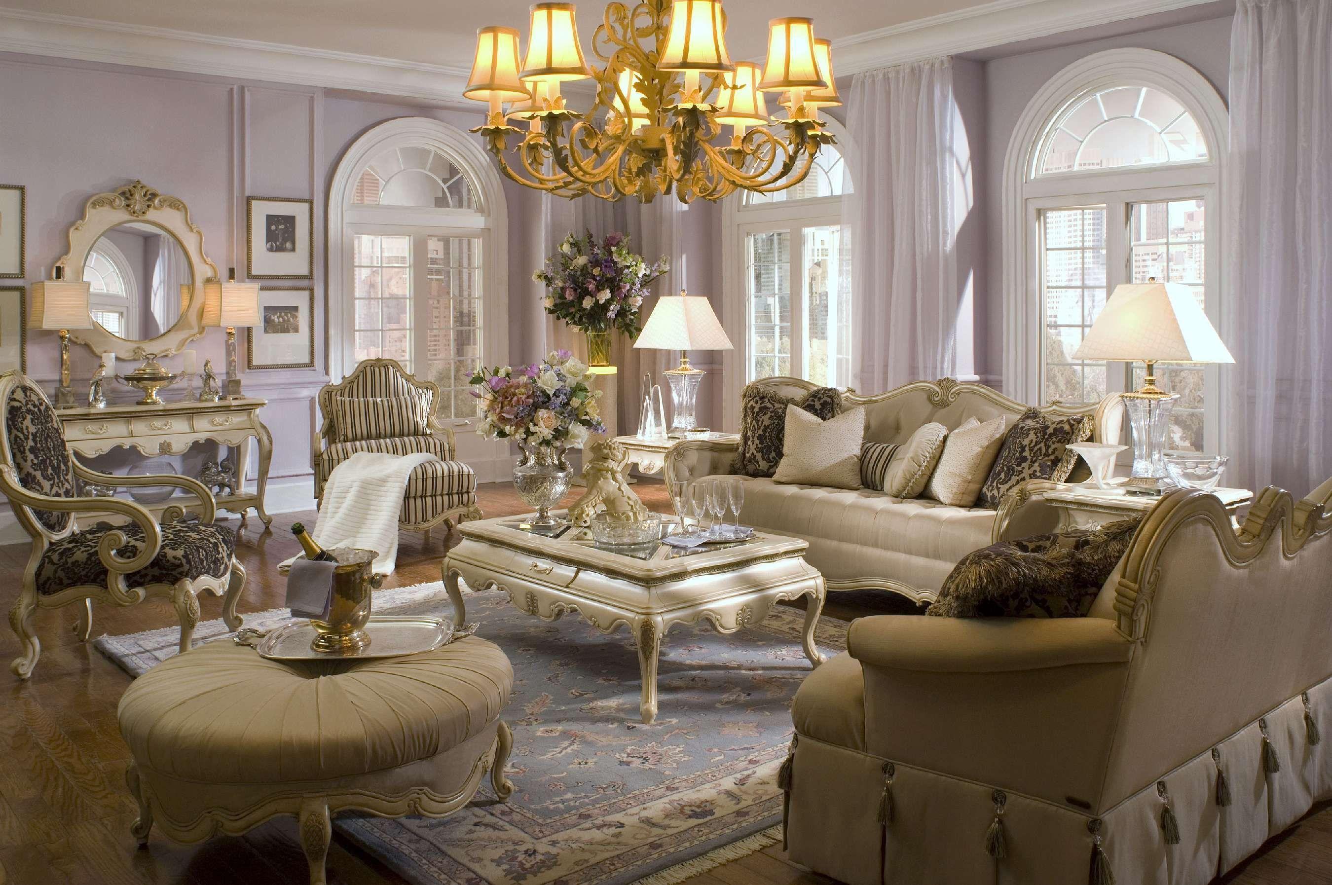 French living room furniture - French Style Living Room Furniture Set Euskal