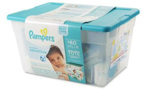 *HOT* Limited Edition Pampers Diapers Tote $25 (Orig $80)   FREE Store Pickup
