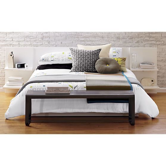 Best Image Result For Cb2 Acacia Bed Modern Bedroom Furniture 400 x 300
