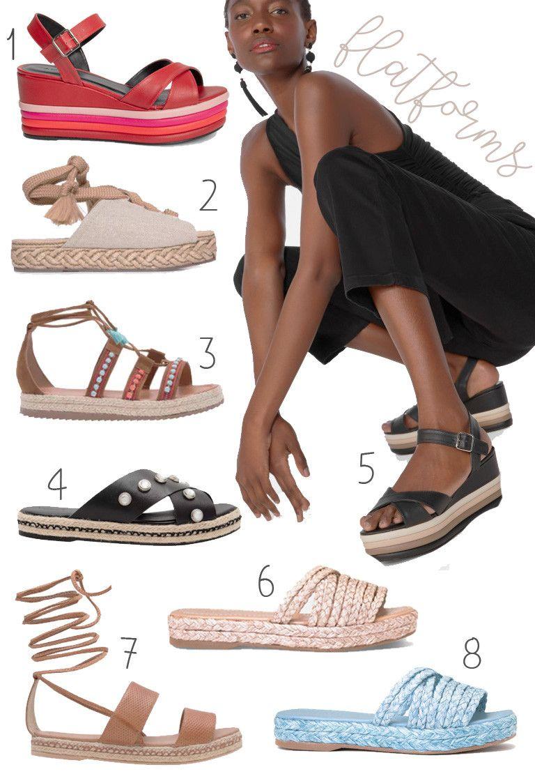 fc91edbde61 Tendências Sapatos Verão 2019 - inspirações