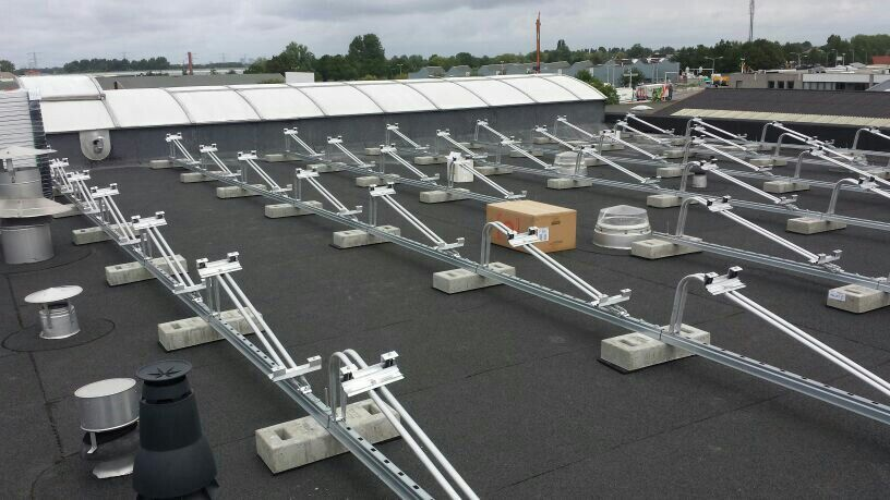 Valk Pro Montage Systeem Solar Structures Road