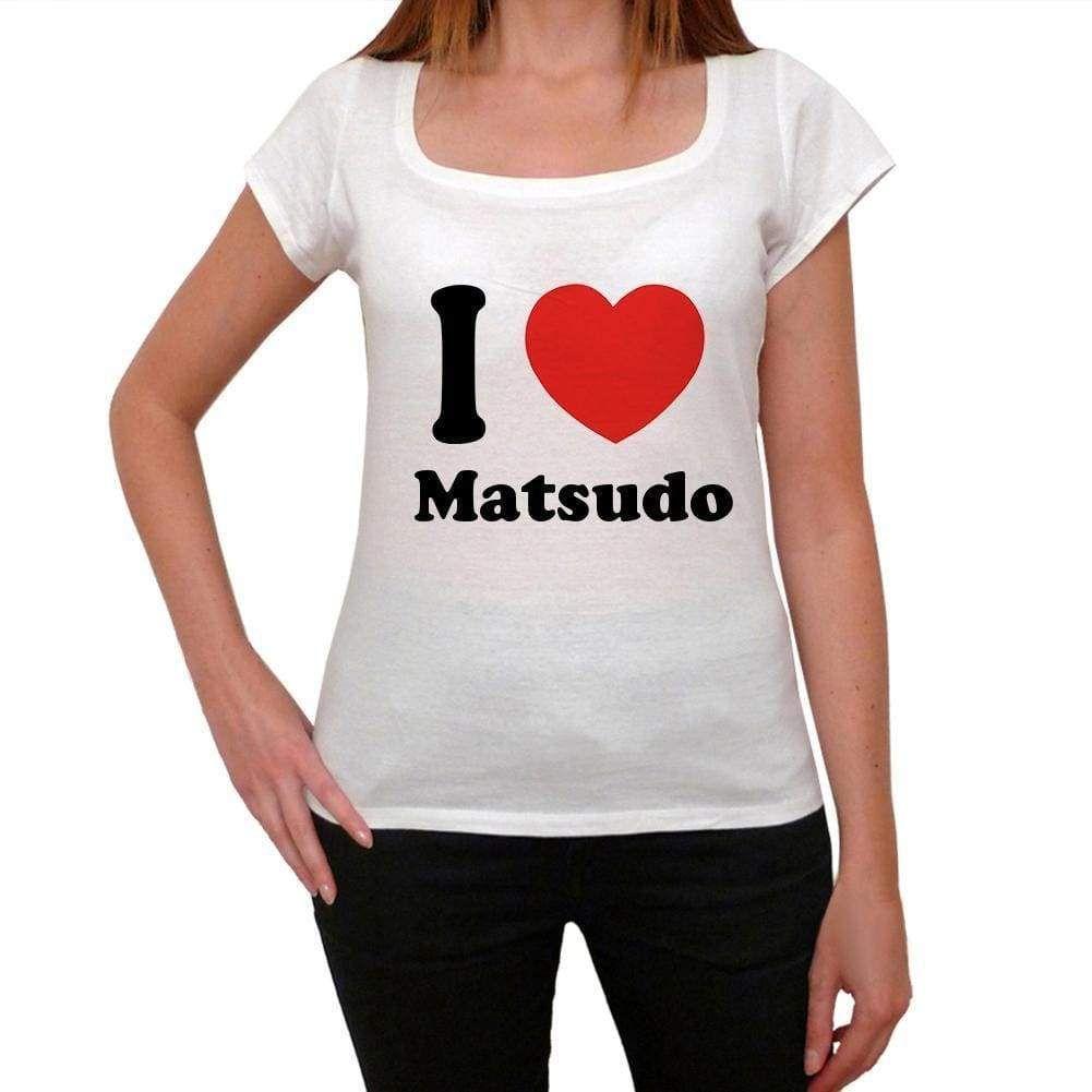 I Love Heart Madrid T-Shirt