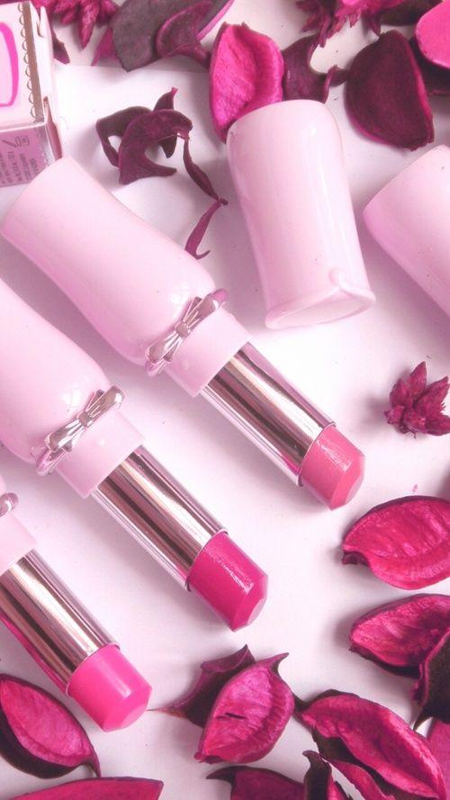 Girly Pink Cor De Rosa Papel De Parede De Fundo Cores