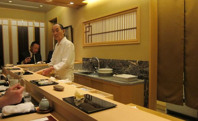 Mizutani San Chef Sushi Mizutani Tokyo Probably The Best