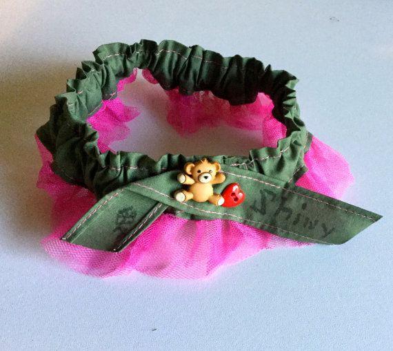 Wedding Garter Symbolism: Firefly Serenity Kaylee Frye Wedding Garter By
