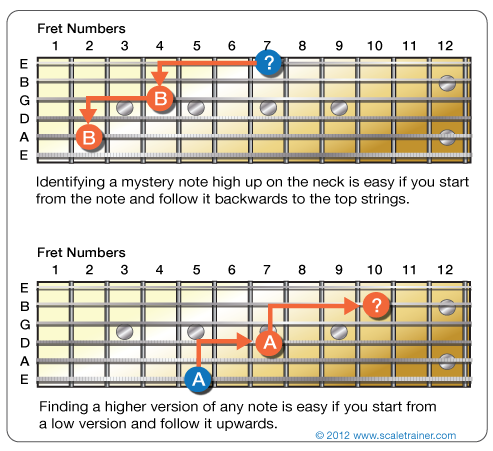 Find Any Note On The Neck in Seconds - Global Guitar NetworkGlobal ...