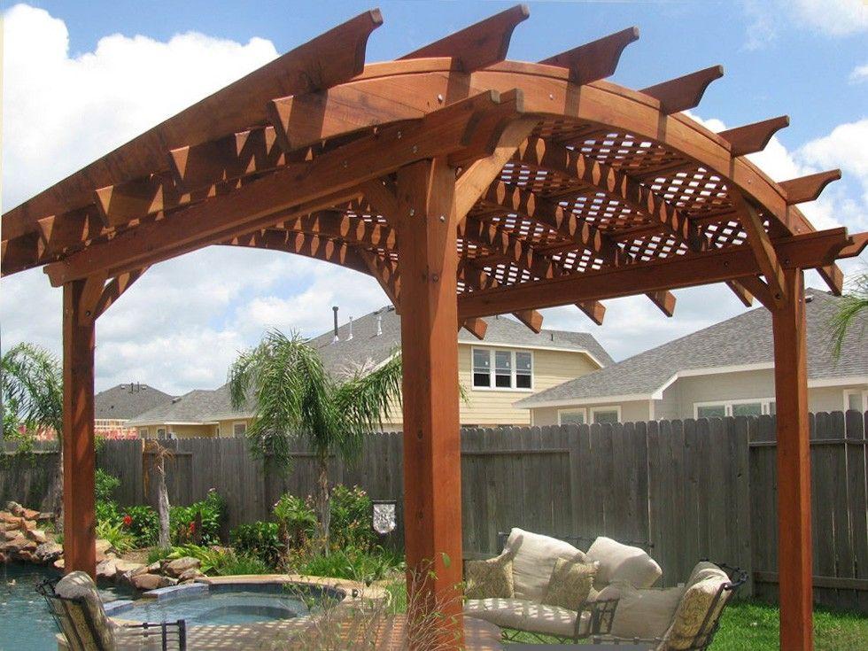Backyard Gazebo Kits Part - 37: How To Build Arched Pergola Plans PDF Woodworking Plans Arched Pergola  Plans Curved Pergolas Design Ideas And Photos Top 1500 Best Pergola Designs  Ideas ...