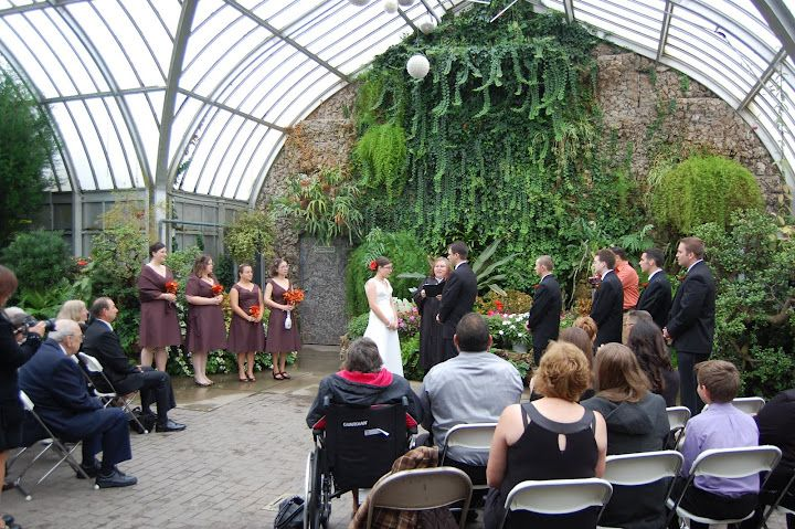 Belle Isle Conservatory Wedding Ceremony This Will Be Me In October