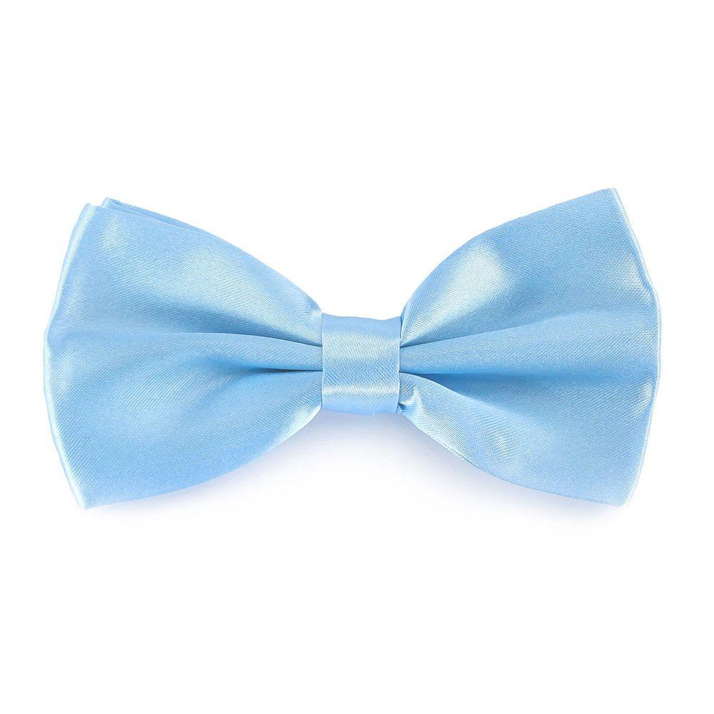 Fliege Schleife Hochzeit Anzug Smoking - baby-blue in Feierlichkeiten / Anlässe   • Hochzeit • Krawatten / Fliegen • Fliegen