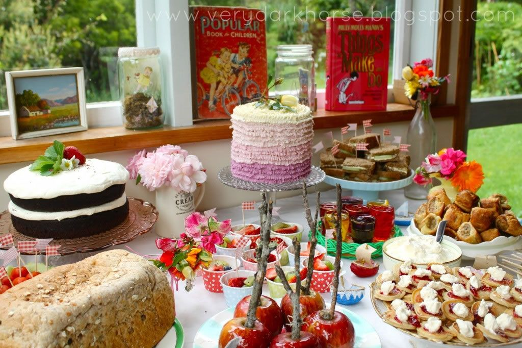 Free Birthday Ideas For Her ~ Simple and sweet stress free birthday parties the natural