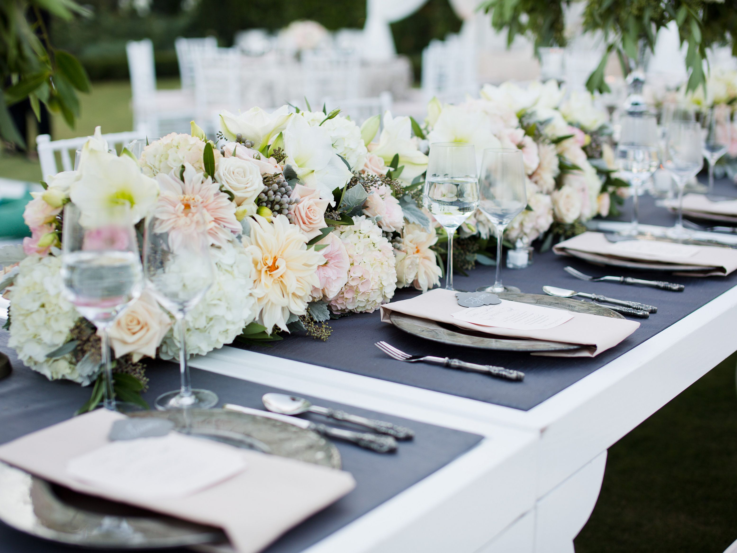 What Tables Do You Need At A Wedding: What Type Of Wedding Planner Do You Need?
