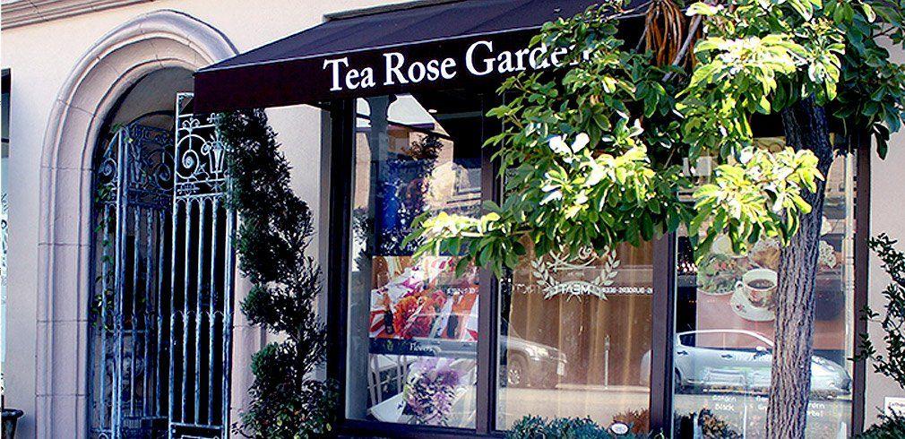 Menu Catering Tea rose garden, Tea house, Tea roses