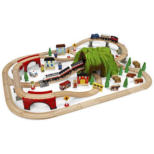 Toys R Us Trains : Imaginarium mountain pass railroad train set toys r us