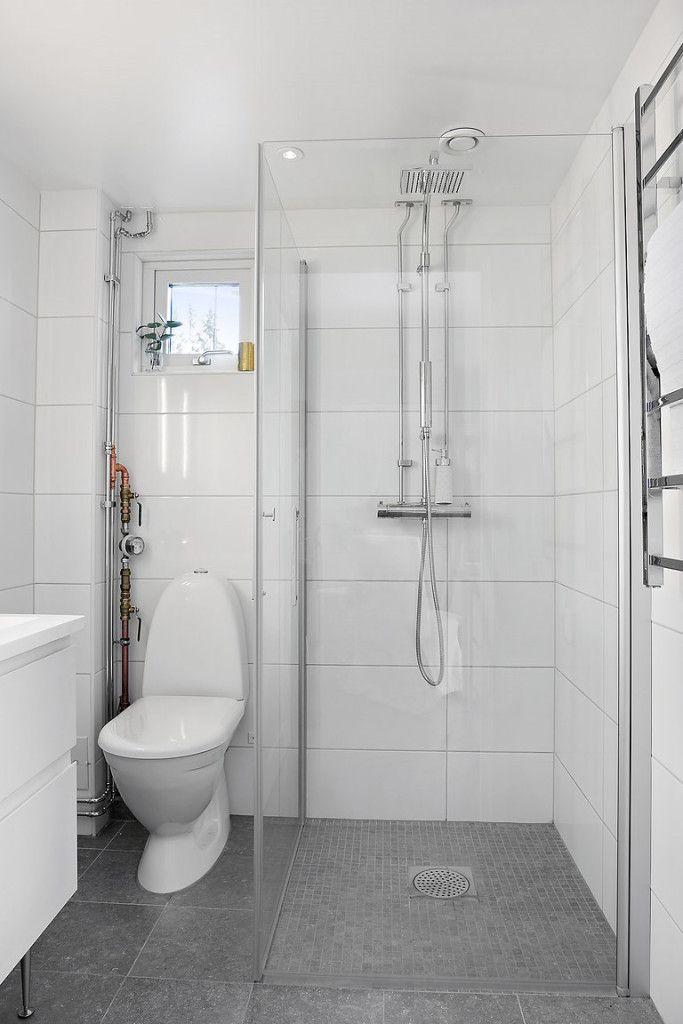 Minihus, toalett