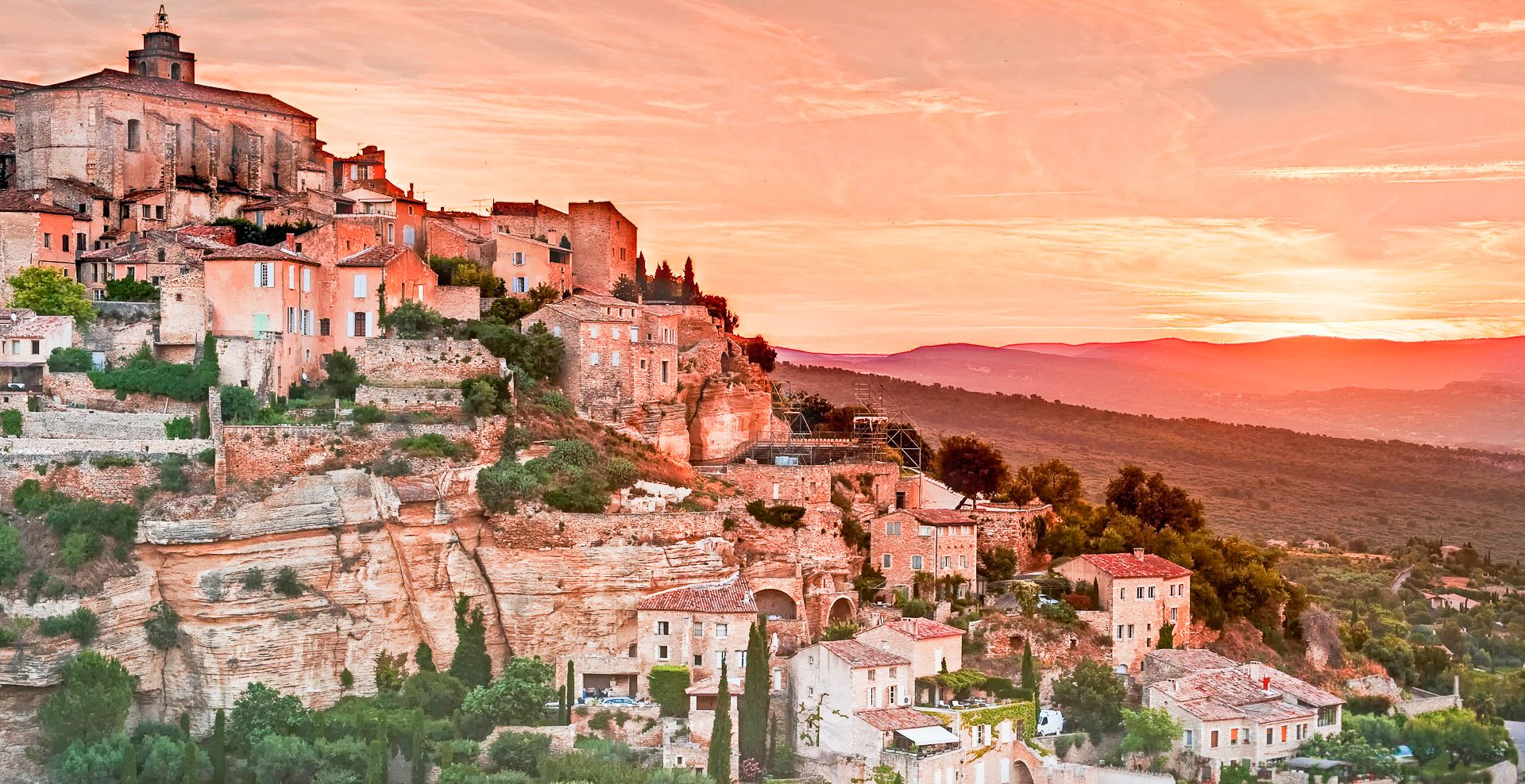 Map 0f South Of France.10 Beautiful Towns You Need To Visit In The South Of France