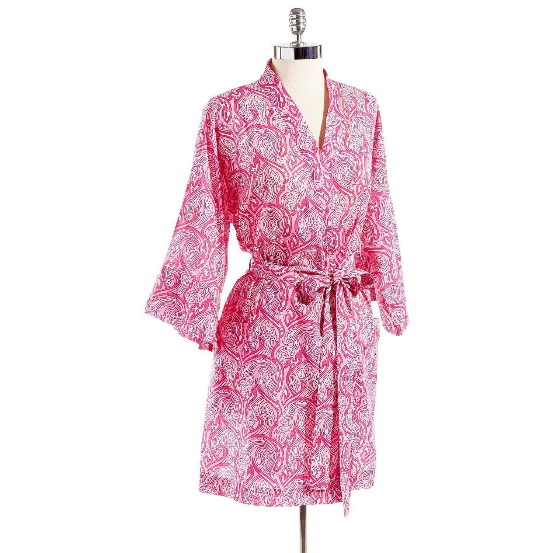 Yazili Robe by John Robshaw #cozy #comfort #figlinensrye ...