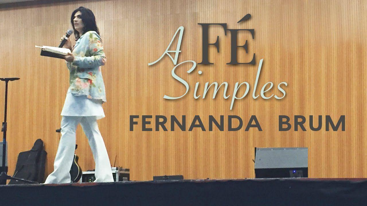 Fernanda Brum - A fé simples