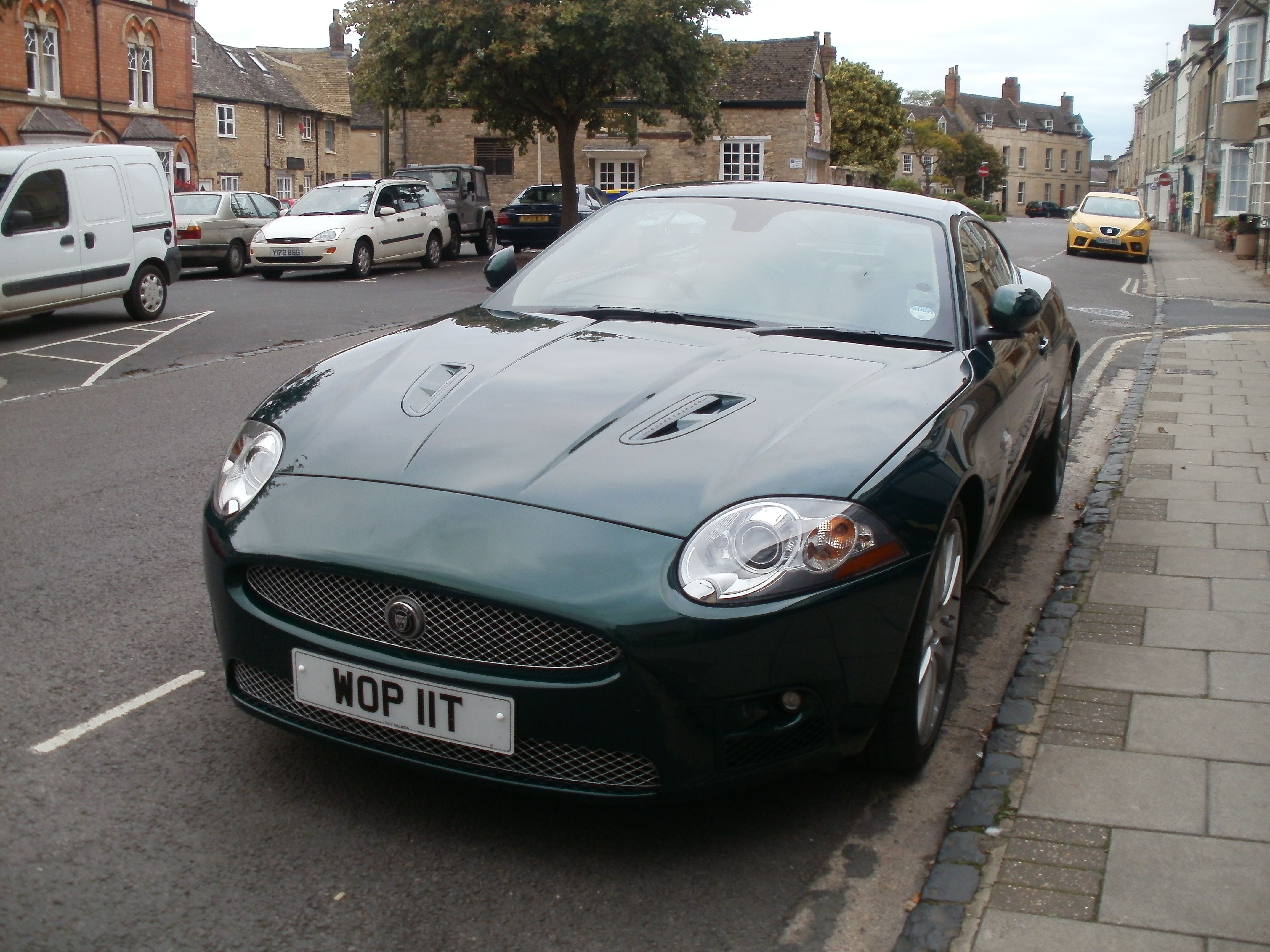 Jags XKR-S 2009
