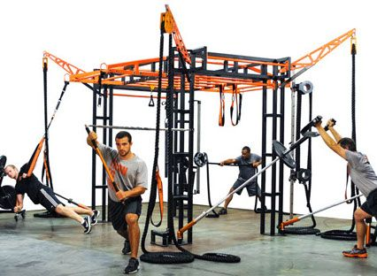 Movestrong nova xl functional training station the gym rack that