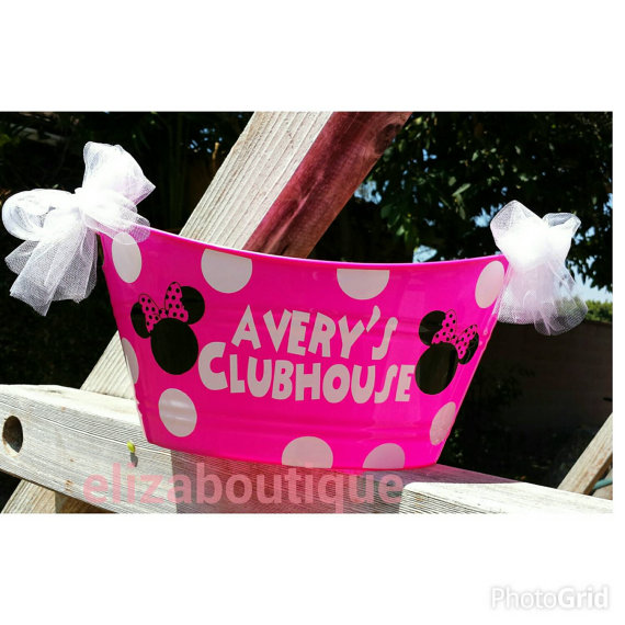 Deluxe 1st2nd3rdMinnie Mouse Mickey Mouse by ElizasBoutique