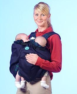 257c5d76489 Weego Twin Baby Carrier