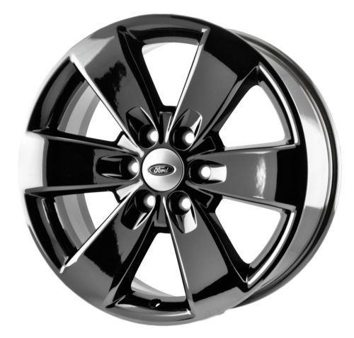 "Rims And Tires For Sale Near Me >> Details about 20"" FORD F150 KING RANCH BLACK CHROME WHEELS"