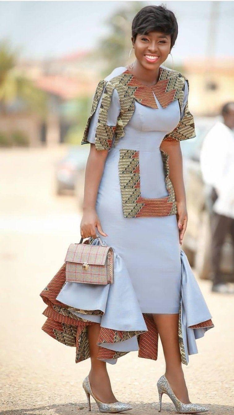 nice dress | African fashion dresses, African fashion ...
