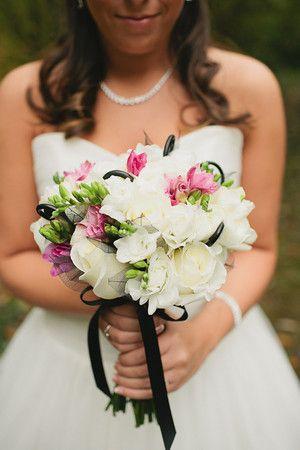 Pozytywne Inspiracje Slubne Anemony Fuchsia Wedding Harbor Wedding Tacoma Wedding