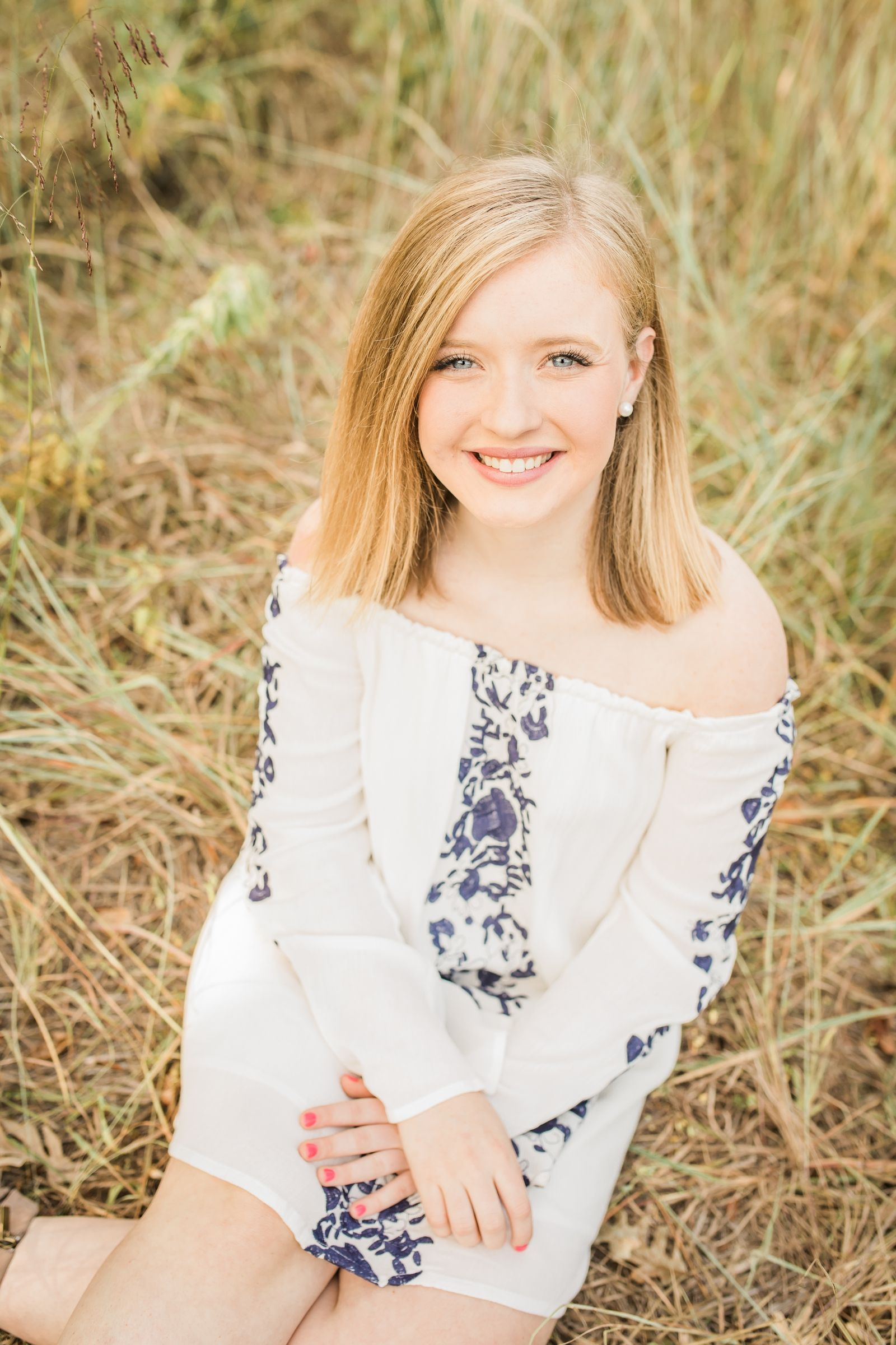 Quail Ridge Park | Photography | Fall senior pictures