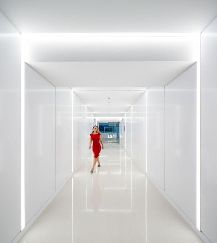 LGM Headquarters By DIALOG, Vancouver U2013 Canada » Retail Design Blog. Commercial  Interior .